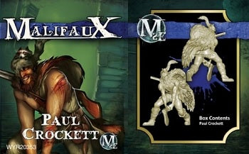 ARCANISTS 2E: PAUL CROCKETT