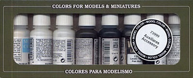 GAME COLOR AUXILIARIES AND WASHES (8)