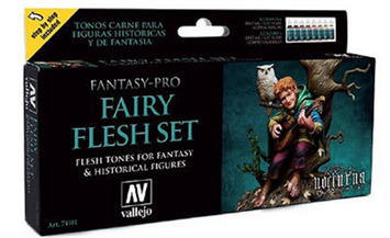 FP 8 COLOR SET - FAIRY FLESH SET (8)