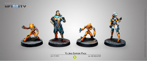 Infinity: Yu Jing - Army Box - Mech Engineers (4)