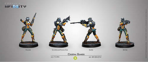 Infinity: Yu Jing Celestial Guards