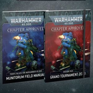 Chapter Approved: Grand Tournament 2020 Mission Pack & Munitorum Field Manual