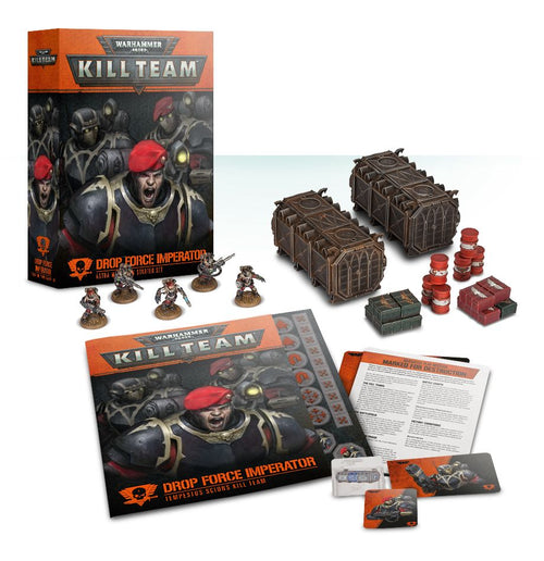 Kill Team: Drop Force Imperator – Astra Militarum Starter Set