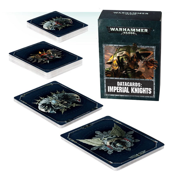 DATACARDS : IMPERIAL KNIGHTS