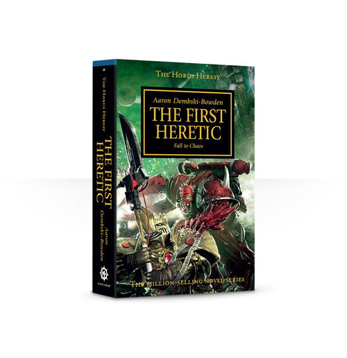 The Horus Heresy: The First Heretic