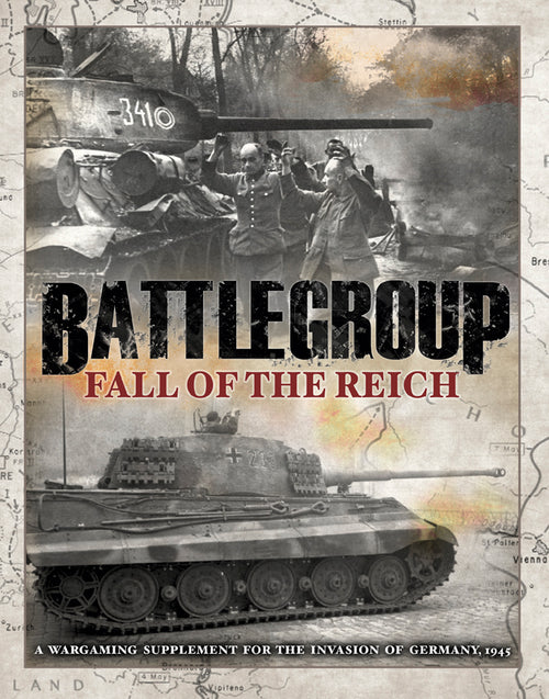 Battlegroup Fall of the Reich Supplement