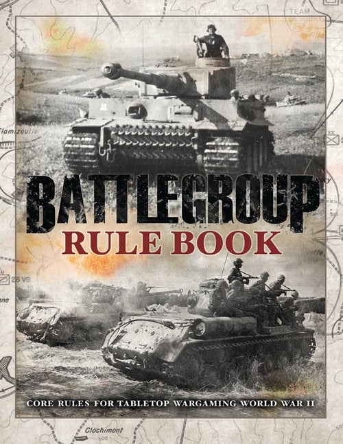 BATTLEGROUP RULESET 2ND EDITION