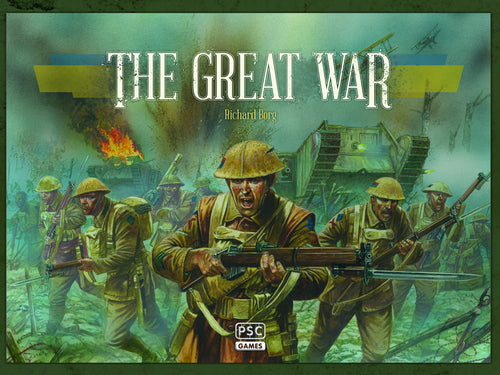COMMANDS & COLOURS WW1 GAME: THE GREAT WAR