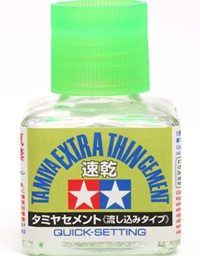EXTRA THIN CEMENT (40mL)