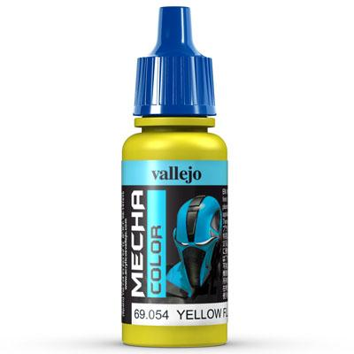 YELLOW FLUORESCENT 17ML
