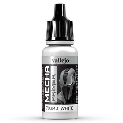 WHITE PRIMER   MECHA - 17ML