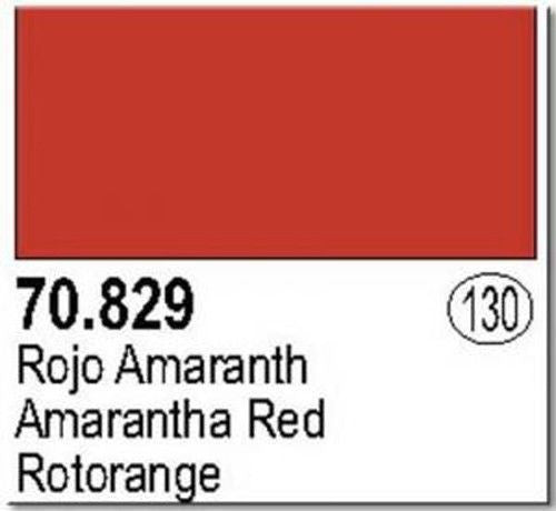 AMARANTH RED