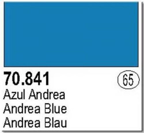 ANDREA'S BLUE