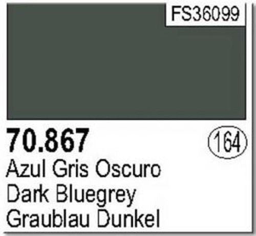 DARK BLUE GREY (RLM 74, FS 36099)