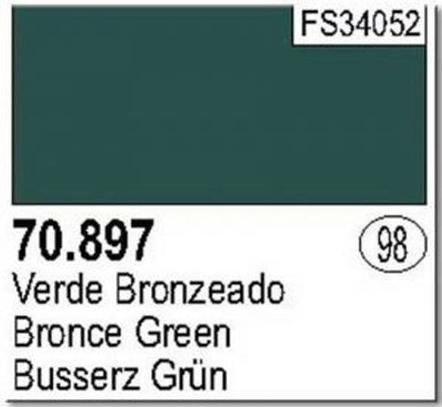 BRONZE GREEN (RLM 70, FS 34052
