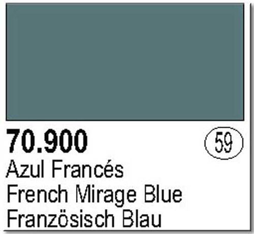 FRENCH MIRAGE BLUE (FS 35240)