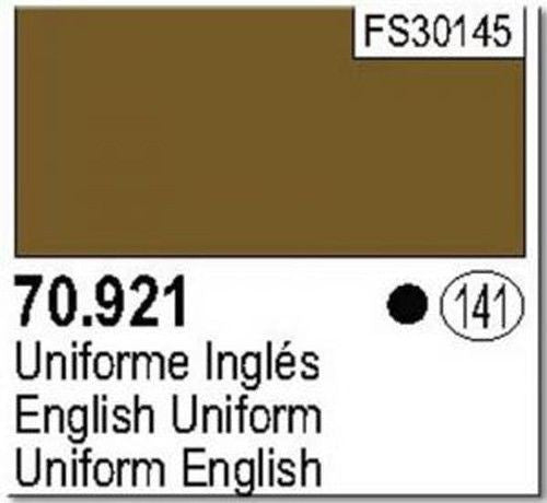 ENGLISH UNIFORM
