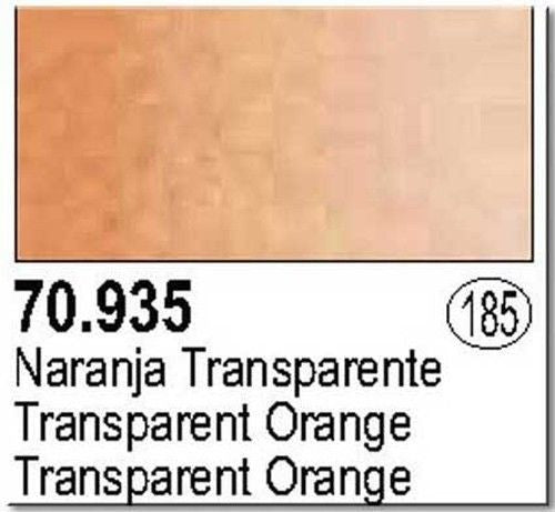 TRANSPARENT ORANGE (T)