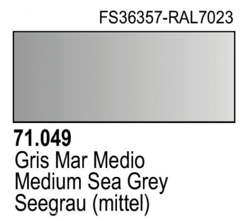 MEDIUM SEA GREY