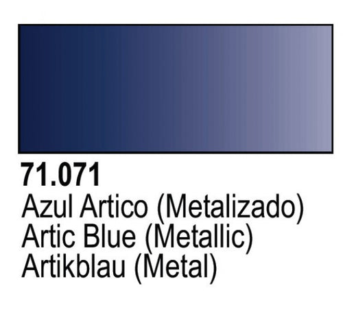 ARCTIC BLUE - METALLIC