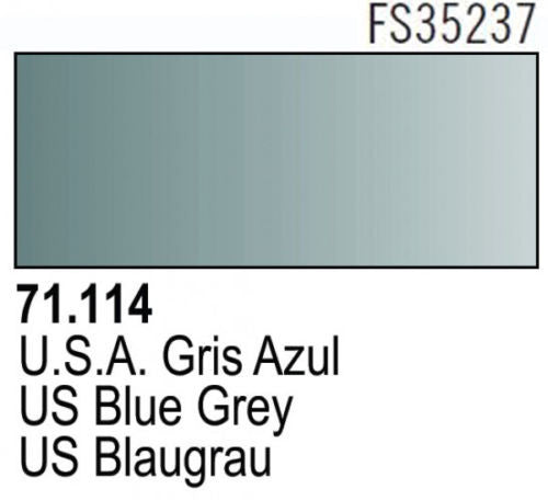 US WWII BLUE GRAY