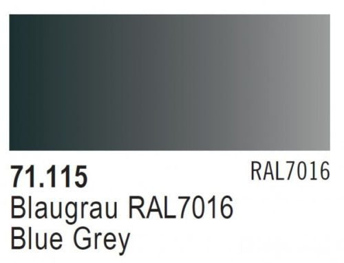 BLAUGRAU BLUE GREY