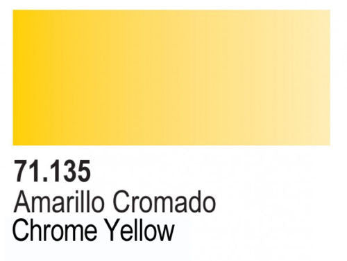 CHROME YELLOW