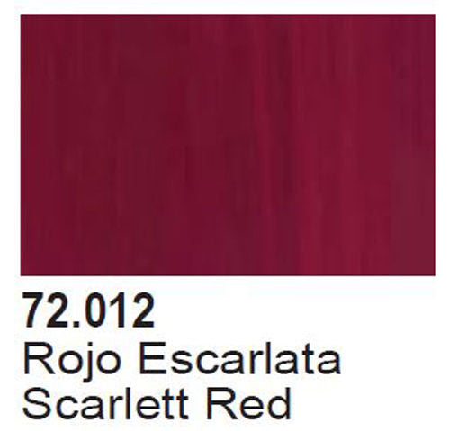 SCAR RED