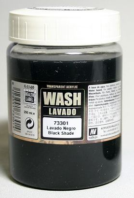 BLACK WASH - 200ML