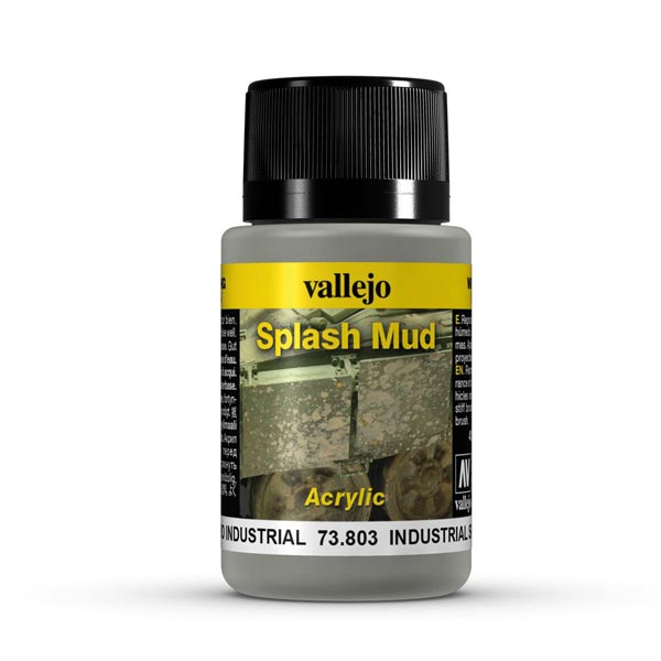 INDUSTRIAL SPLASH MUD 40ml