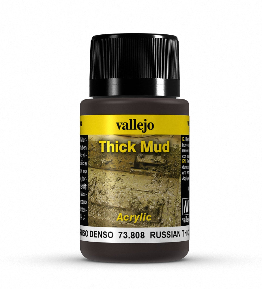 RUSSIAN THICK MUD 40ml