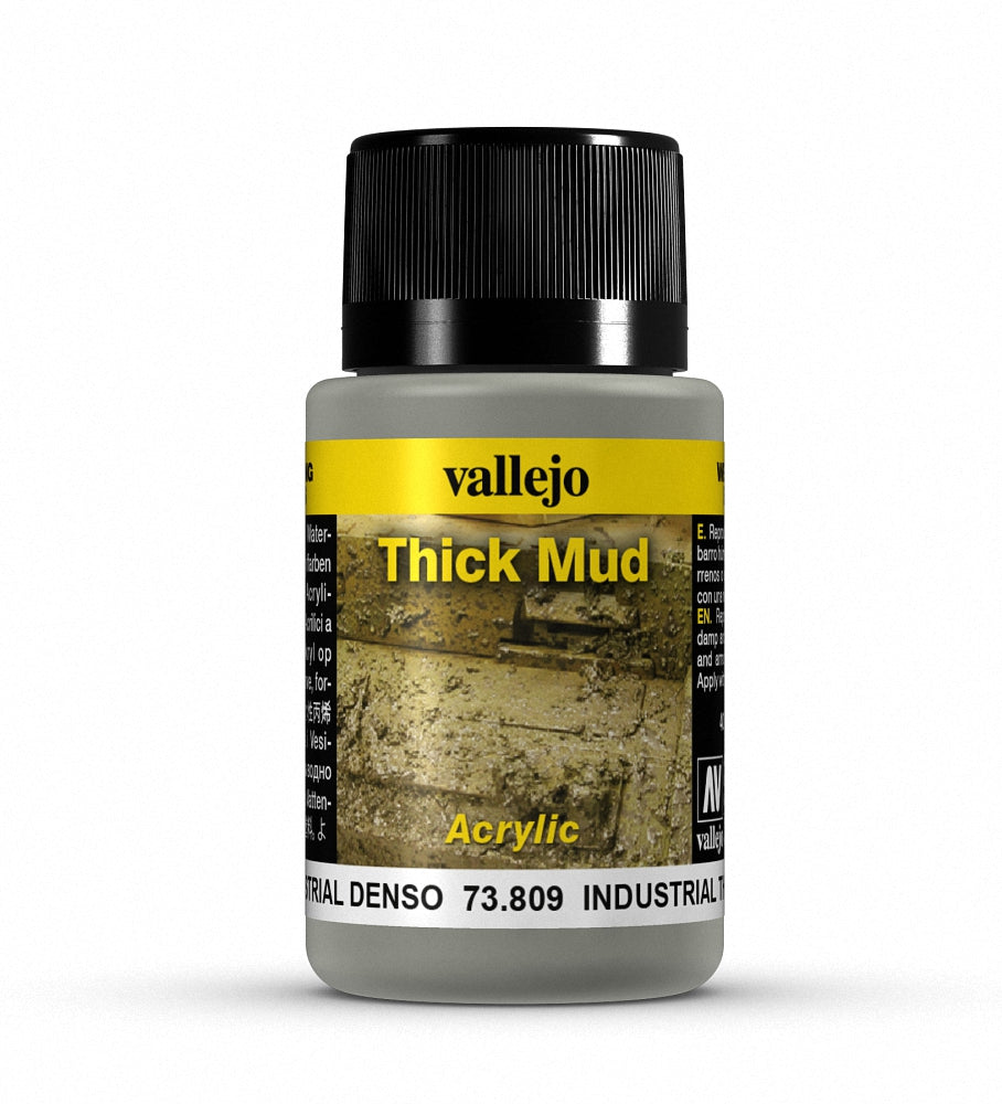 INDUSTRIAL THICK MUD 40ml