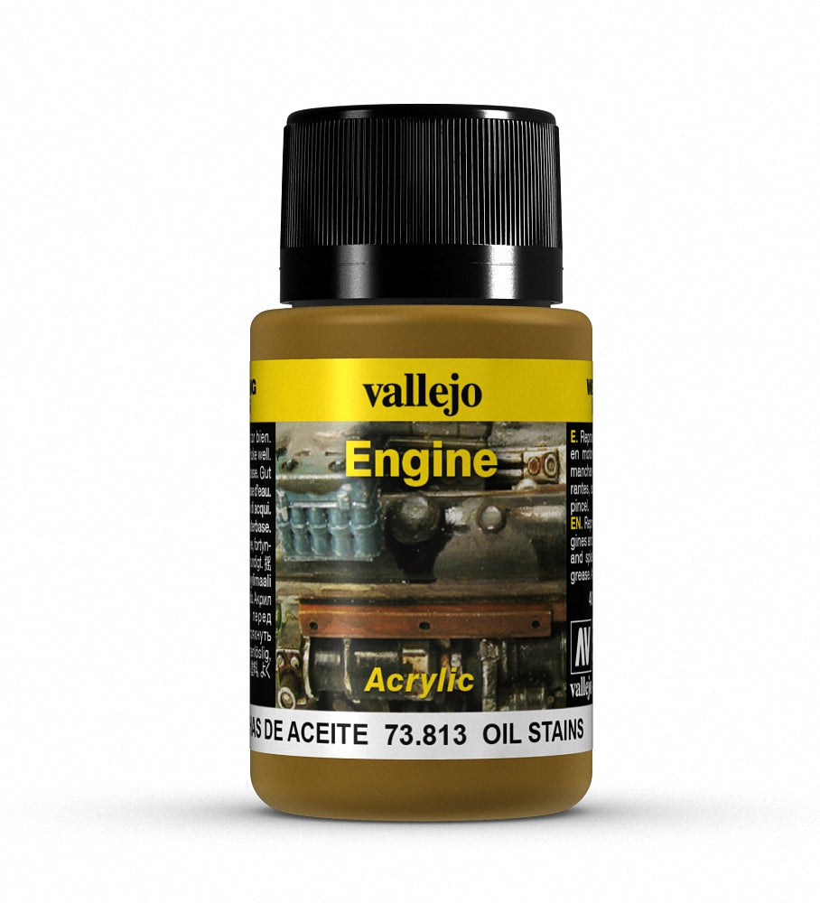 OIL STAINS 40ML