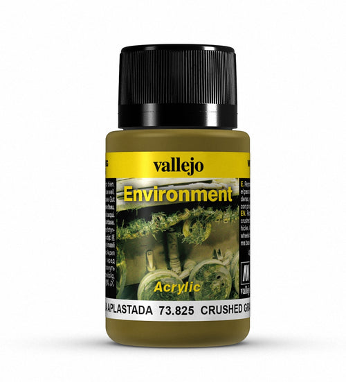CRUSHED GRASS 40ML
