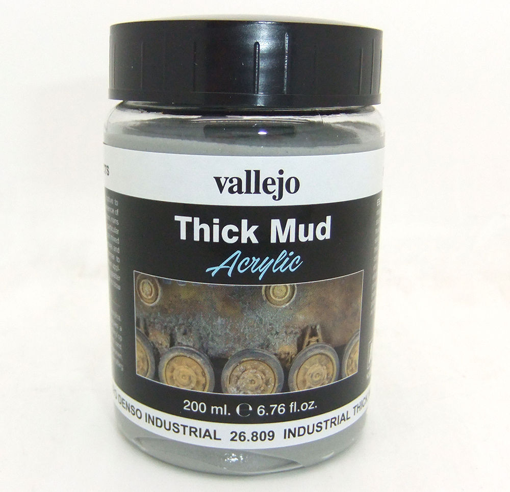 INDUSTRIAL THICK MUD 200ML