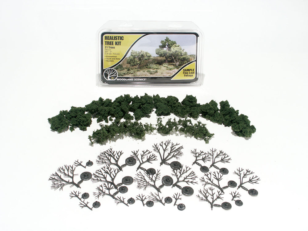 "KIT-DECIDUOUS (.75""-3"") (21/PK)"