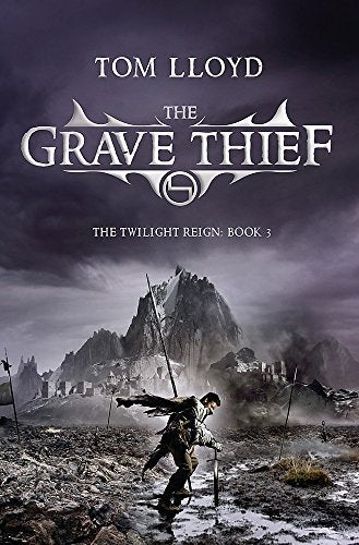 The Grave Thief (Gollancz)
