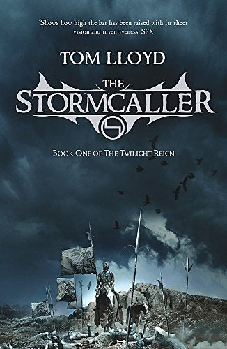 The Stormcaller (The Twilight Reign, Book 1)