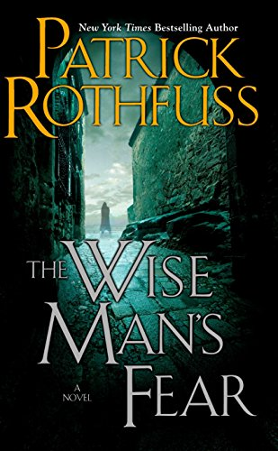 The Wise Man's Fear (Kingkiller Chronicles, Day 2)