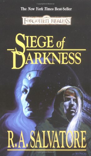 Siege of Darkness (Forgotten Realms: Legacy of the Drow, Book 3)