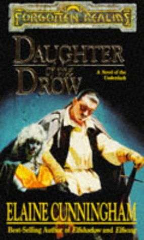 Daughter of the Drow (Forgotten Realms: Starlight and Shadows, Book 1)