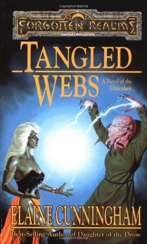 Tangled Webs (Forgotten Realms: Starlight and Shadows, Book 2)