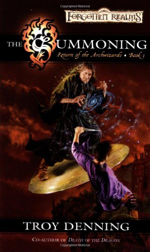 The Summoning (Forgotten Realms: Return of the Archwizards, Book 1)