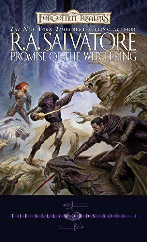 Promise of the Witch-King (Forgotten Realms: The Sellswords, Book 2) (Bk. 2)