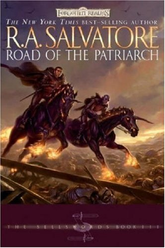 Road of the Patriarch (Forgotten Realms: The Sellswords, Book 3)