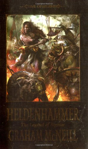 Time of Legends: Heldenhammer (Time of Legends; Sigmar Trilogy) (Book 1)