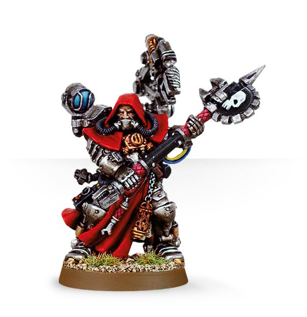 Techpriest Enginseer 2