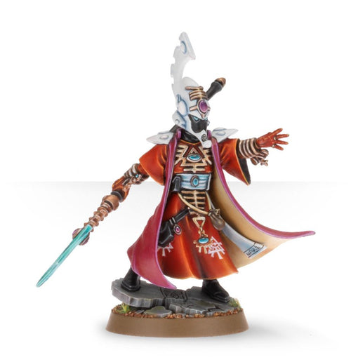 Farseer with spear