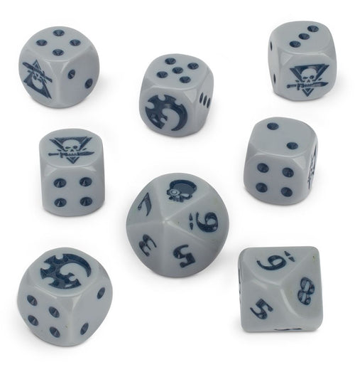 Kill Team Genestealer Cults Dice