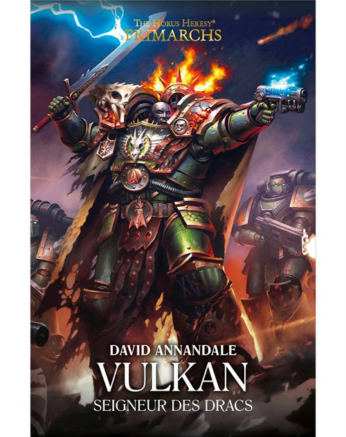 Vulkan: Lord of Drakes